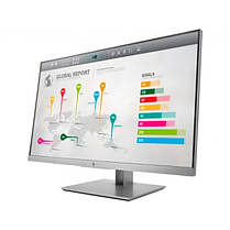 """Монитор HP 27"""" EliteDisplay E273q (1FH52AA) IPS Silver/Black; 2560x1440, 5 мс, 350 кд/м2, D-Sub, Display Port,, фото 2"""