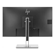 """Монитор HP 27"""" EliteDisplay E273q (1FH52AA) IPS Silver/Black; 2560x1440, 5 мс, 350 кд/м2, D-Sub, Display Port,, фото 3"""