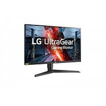 """Монитор LG 27"""" UltraGear 27GL850-B IPS Black; 2560x1440 (144 Гц), 350 кд/м2, 1 мс, 2хHDMI, DisplayPort,, фото 3"""