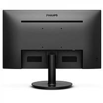 """Монитор Philips 23.8"""" 242V8A/00 IPS Black; 1920x1080, 250 кд/м2, 4 мс, D-Sub, HDMI, DisplayPort, USB 2.0x4,, фото 3"""
