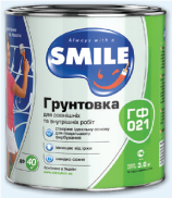 SMILE ГФ 021 Грунт Белый 3.0кг