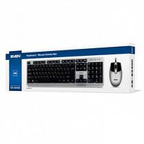 Комплект (клавиатура, мышь) Sven KB-S330C Black USB, фото 2