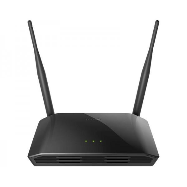 Беспроводной маршрутизатор D-Link DIR-615/T4 (N300, 4xFE LAN, 1xFE WAN, 2 антенны)