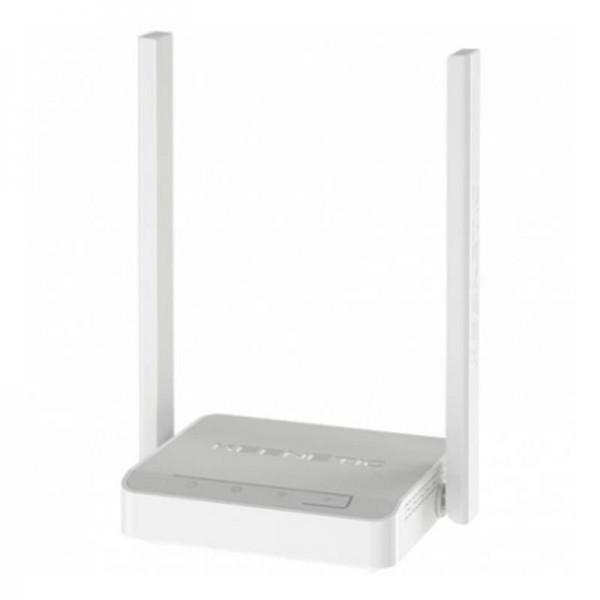 Беспроводной маршрутизатор KEENETIC 4G (KN-1211) (N300, 4xFE, 1xUSB 2.0, 2 антенны)