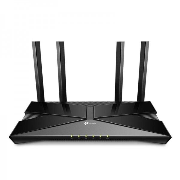 Беспроводной маршрутизатор TP-Link Archer AX20 (AX1800, Wi-Fi 6, 1хGE WAN, 4хGE LAN, 1хUSB2.0, MU-MIMO,