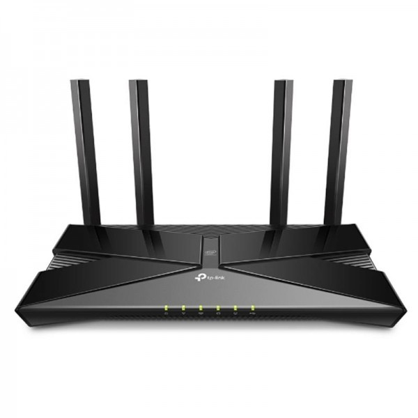 Беспроводной маршрутизатор TP-Link Archer AX50 (AX3000, Wi-Fi 6, 1хGE WAN, 4хGE LAN, 1хUSB3.0, MU-MIMO,