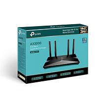 Беспроводной маршрутизатор TP-Link Archer AX50 (AX3000, Wi-Fi 6, 1хGE WAN, 4хGE LAN, 1хUSB3.0, MU-MIMO,, фото 3
