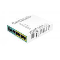 Маршрутизатор MikroTik RouterBOARD RB960PGS hEX PoE (800MHz/128Mb, 1xUSB, 5х1000Мбит, Passive PoE), фото 2