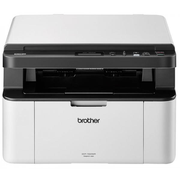 МФУ A4 ч/б Brother DCP-1623WR с Wi-Fi (DCP1623WR1)