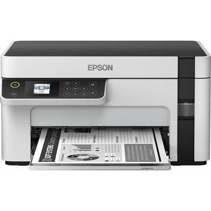 МФУ А4 Epson M2120 Фабрика печати c WI-FI (C11CJ18404), фото 2