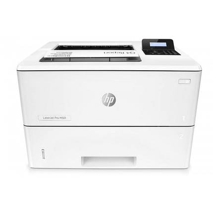 Принтер А4 HP LaserJet Pro M501dn (J8H61A), фото 2