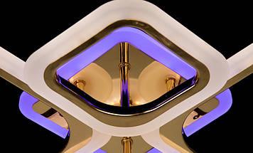 Светодиодная люстра A8060/2+2G, фото 3