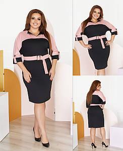 Платье женское 3219вл батал