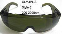 Очки защитные для IPL - 3 оправа 6, ЭЛОС Ю.Корея