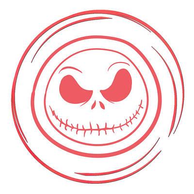 Наборы трафарет с вырубкой Хэллоуин