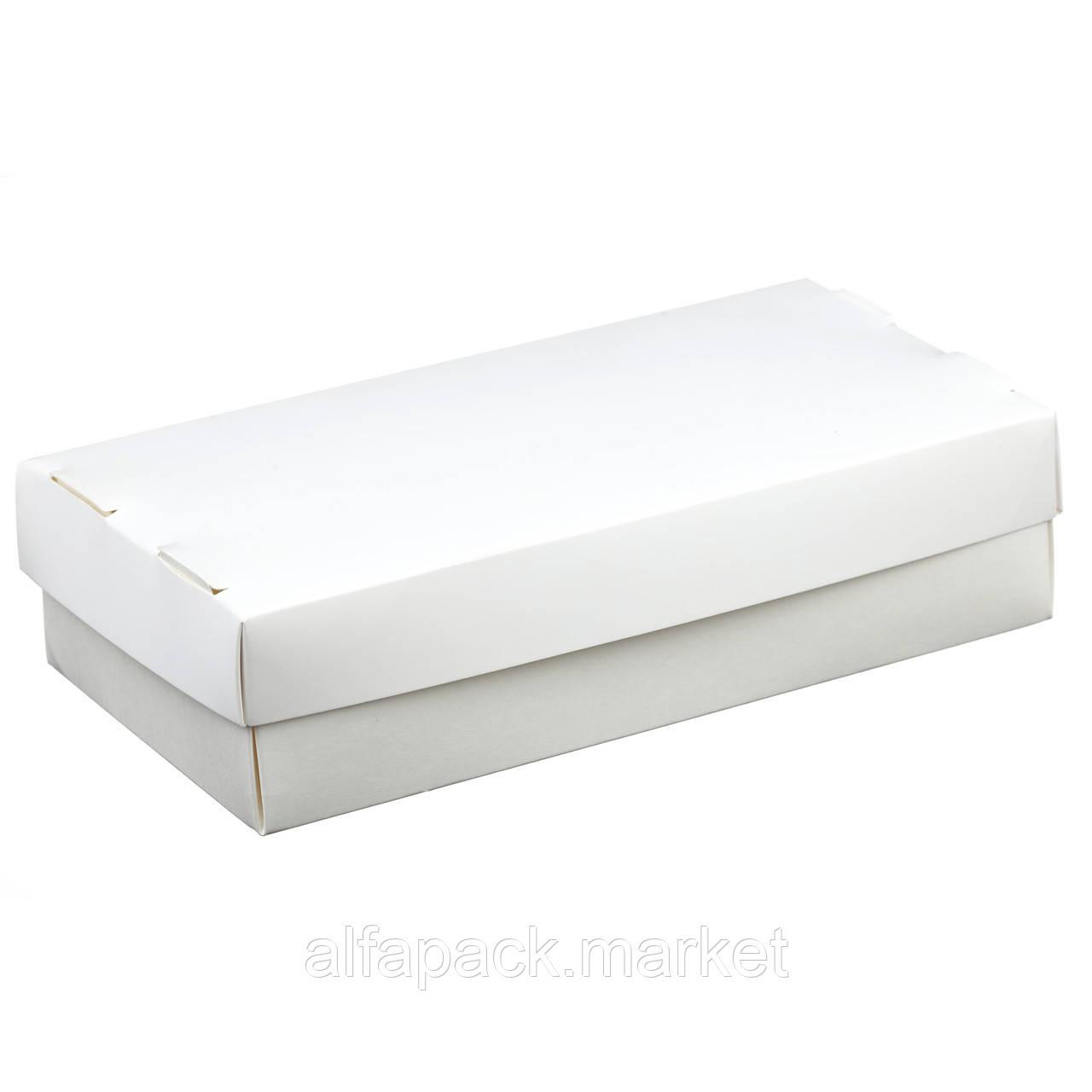 Упаковка картонная для суши 100*200*50 (100 шт. в упаковке) 010400081