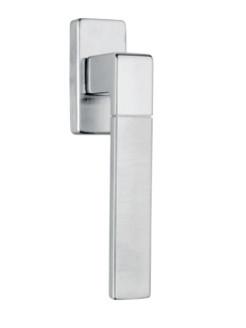 Оконная ручка с матовым оттенком Fadex Asti 2 255DK хром полированный (Италия)