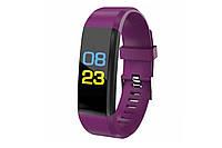 Фитнес браслет Smart Band ID115 Фиолетовый