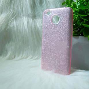 Чехол Xiaomi Redmi 4x Розовый