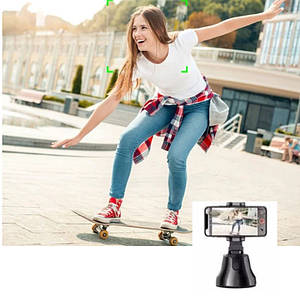 Штатив для телефона с датчиком движение ( 360°)  набор 2в1 для блогера