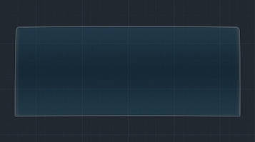 Захисне гартоване скло на монітор 9H LEXUS RC 2015 - 2017