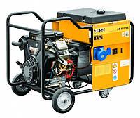 Генератор бензиновый AKSA AB 110 ME | электростанция 10 кВт