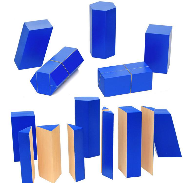 Игра «Геометрические формы» Монтессори, деревянная игрушка.