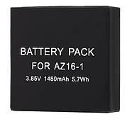 Аккумулятор для Xiaomi YI2 4K/4K+, Yi Lite (AZ16-1), фото 3