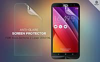Защитная пленка Nillkin для Asus Zenfone 2 Laser ZE601KL матовая