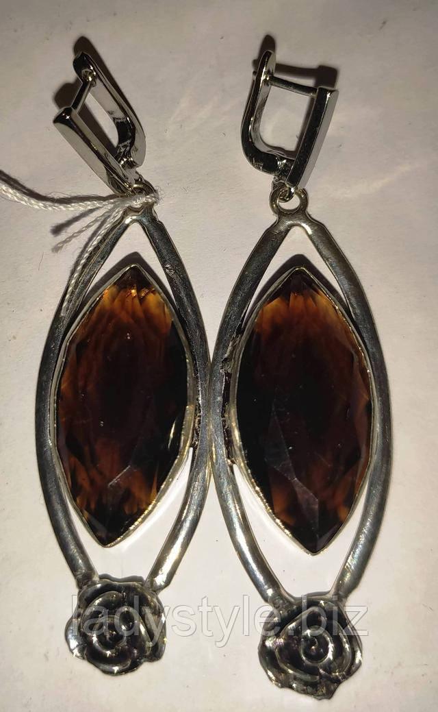 серебряный перстень кольцо украшения купить изумруд рубин топаз
