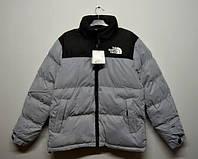 Зимняя мужская куртка The north face (рефлектив)