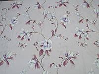 Бязь Білорусь Гост Квіти Магнолії, фото 1