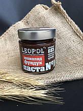 Горіхова паста шоколад фундук leopol (Ореховая паста шоколад фундук)