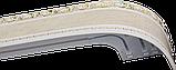 Лента декоративная на карниз, бленда Ажур 3 Кожа 04 70 мм на усиленный потолочный карниз КСМ, фото 2