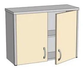 Шкаф навесной ШН-4 (1000х300х600)