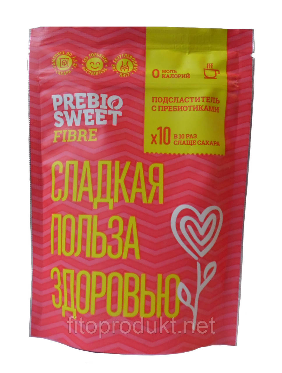 PrebioSweet  Fibre для фанатов здорового питания 150 г Фелицата