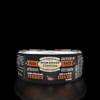 ОВТ беззерновой паштет для кошек со свежим мясом индейки 156г