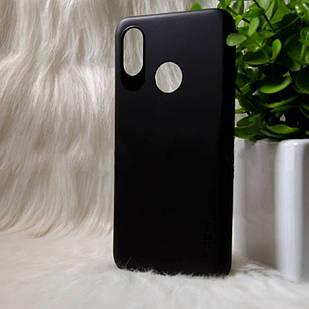 """Силіконовий чохол Xiaomi Mi8 """"VIP"""" Чорний (Black)"""