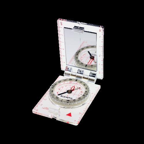 Компактный зеркальный компас для длительных турпоходов SUUNTO MCL NH MIRROR COMPASS