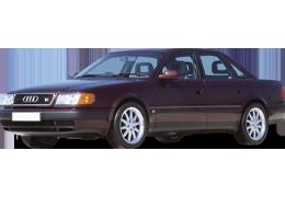 Дефлектор на капот (Мухобойки) для Audi (Ауди) A6 (C4/100) 1990-1997