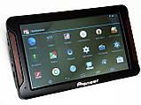 7'' Планшет Pioneer 718 - GPS+ 4Ядра+ 8Gb+ Android, фото 3