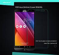 Защитное стекло Nillkin Anti-Explosion Glass для Asus Zenfone 2 Laser ZE601KL