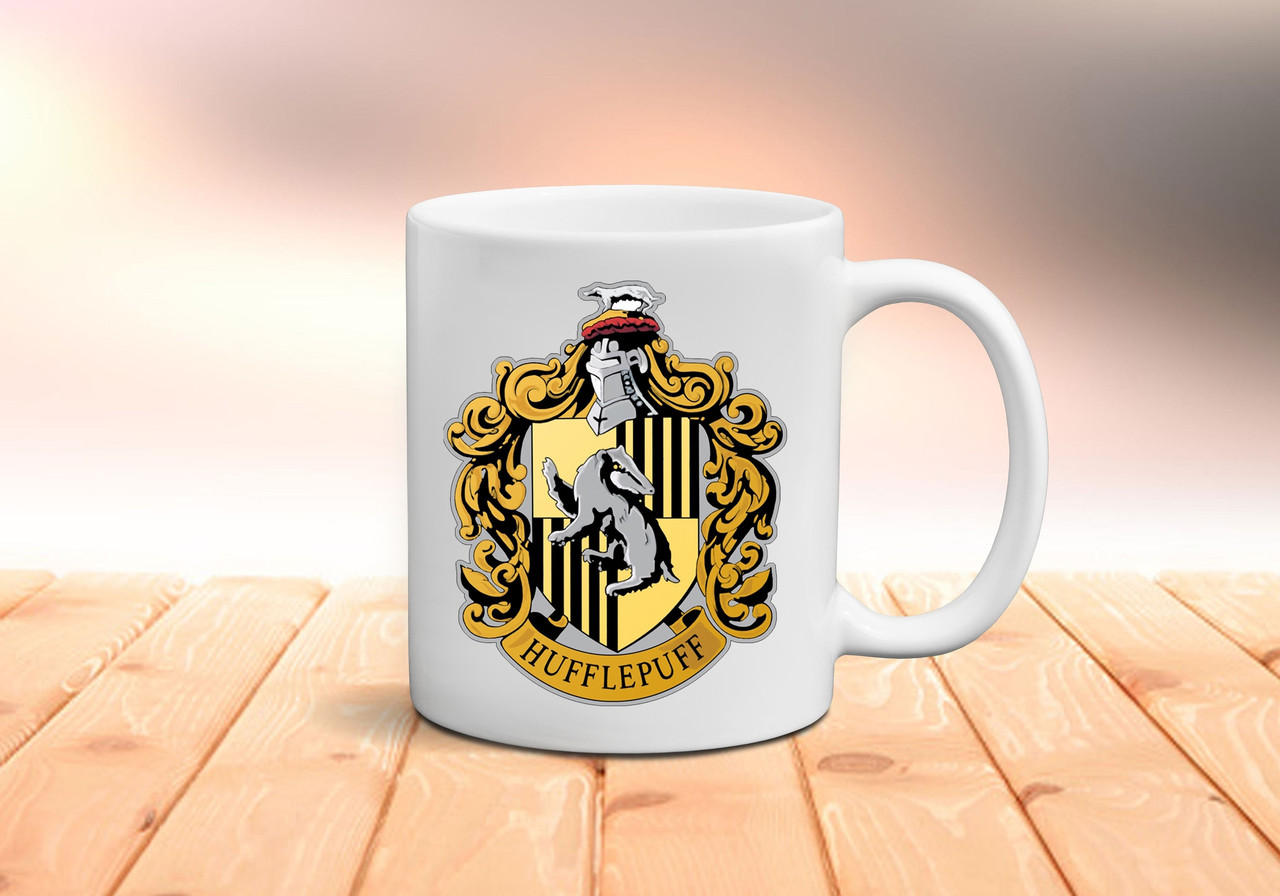 Кружка Hufflepuff Harry Potter, Пуффендуй Гарри Поттер
