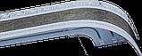 Лента декоративная на карниз, бленда Ажур 3 №24 70 мм на усиленный потолочный карниз КСМ, фото 2