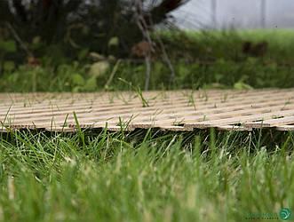 Деревянная декоративная решетка — 4P (Ольха, Бук, Клен, Ясень, Дуб)