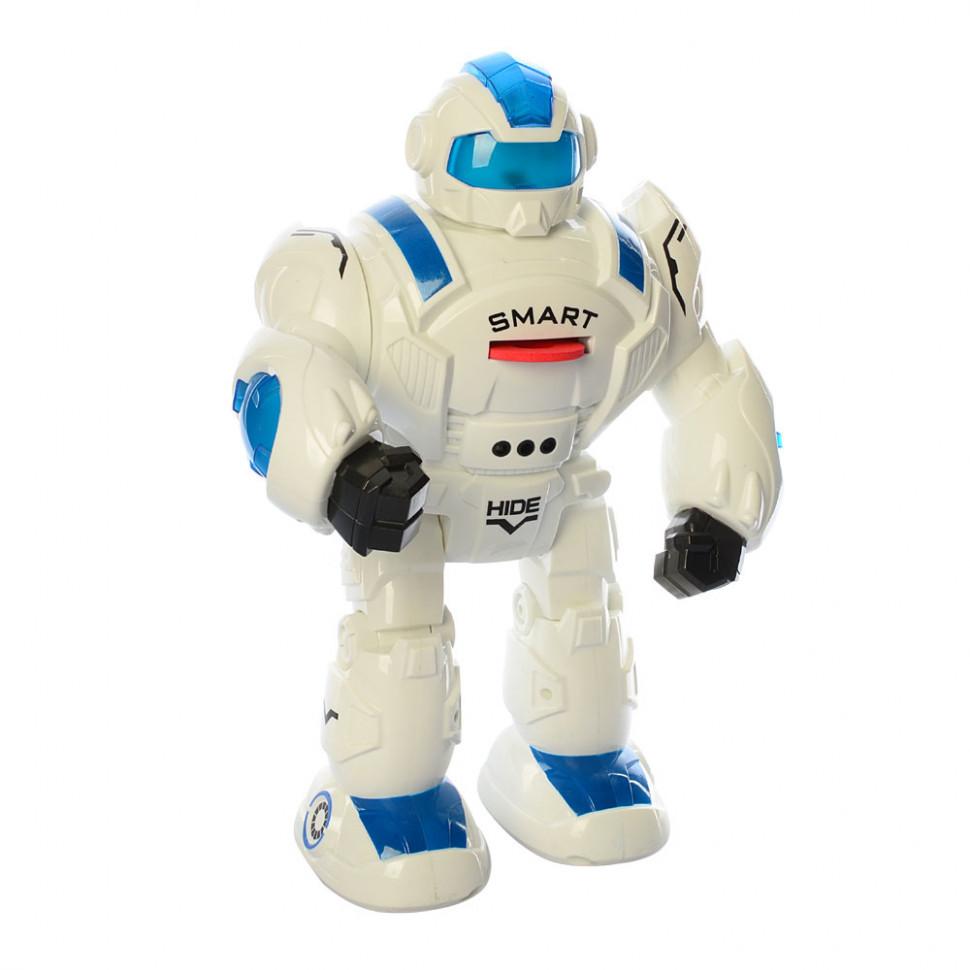 Робот на радиоуправлении 27115 Голубой
