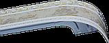 Лента декоративная на карниз, бленда Ажур 3 №313 70 мм на усиленный потолочный карниз КСМ, фото 2