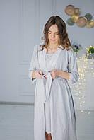 64016501(99)03 Ярина Комплект для беременных Серый