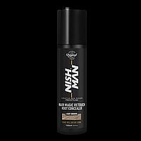 Камумляж для залысин Nishman Hair Magic Retouch Root Concealer Светло-коричневый