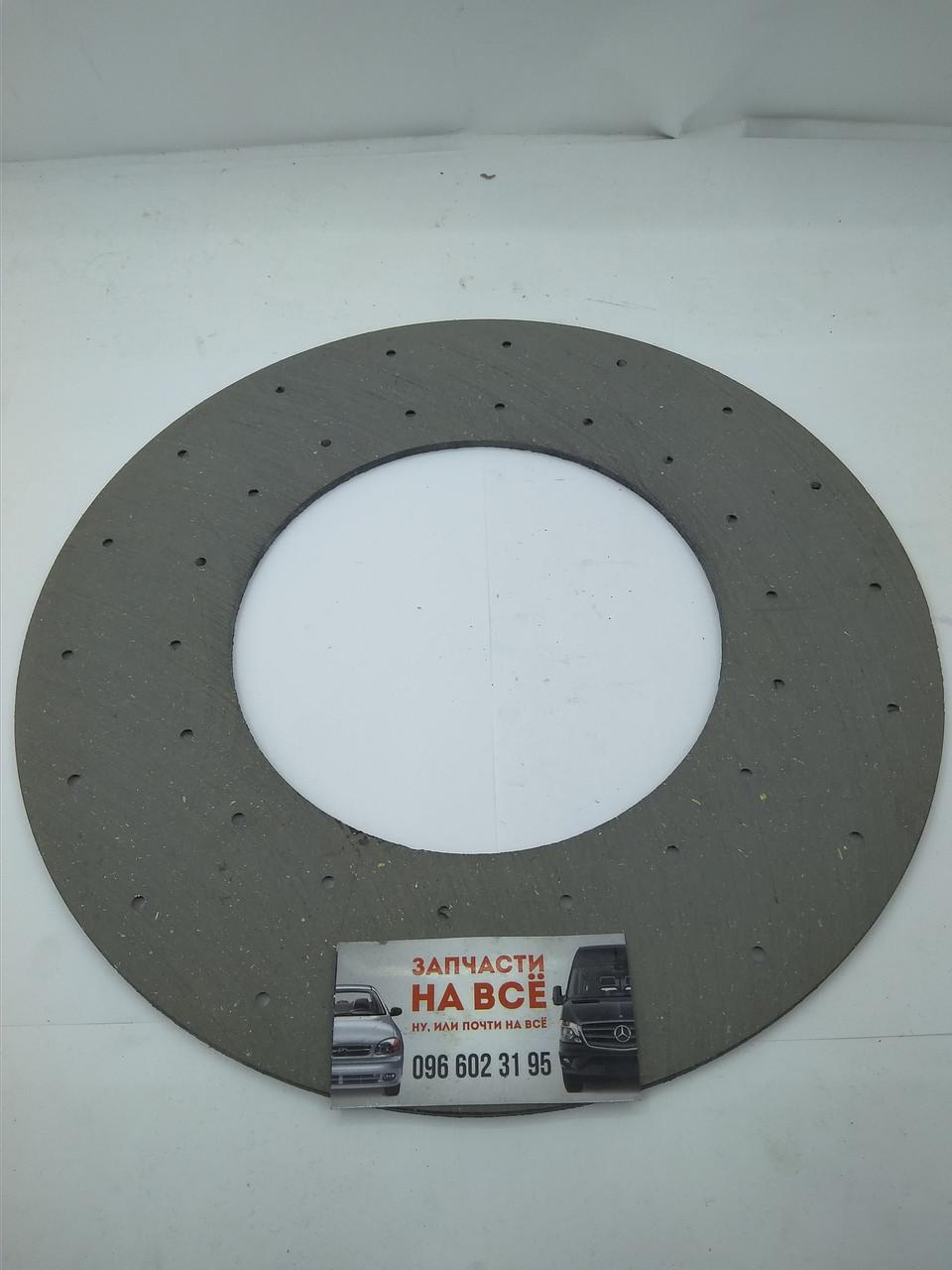 Накладка диска сцепления ЗИЛ 130 сверленая (пр-во Трибо)  130-1601138-А2
